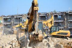 住宅の解体工事は株式会社大作工業へお任せください!